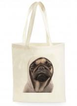 ET Pug Tote Bag