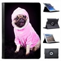 Pug In Hoodie Apple IPad Mini 3 Cover