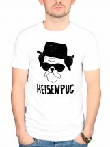 Unisex Heisenpug Breaking Bad T-Shirt