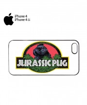 Jurassic Pug iPhone Cover