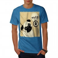 Mens Wuff T-Shirt (Available in 5 colours)
