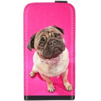 Pretty Pug Samsung S5 G900F Phone Cover
