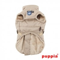 Beige Puppia Wilkes Coat Size Large SALE