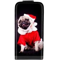 Santa Pug iPhone 6plus/6s plus cover