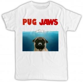 Unisex Pug Jaws Teeth T-Shirt