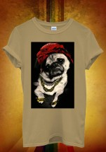 Pug Life Unisex T-Shirt (Available in 6 colours)