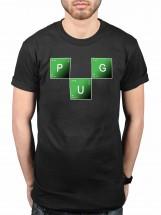 Unisex Breaking Pug T-Shirt