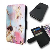 Stunning Unicorn Pugs Phone Case For Various Models