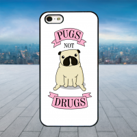 Pugs Not Drugs iPhone Case For Various Models