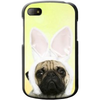 Pug Bunny For Samsung Galaxy Young 2 G130H Phone Cover (Available in 3 colours)