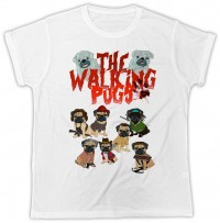 The Walking Dead Pug Unisex T-Shirt