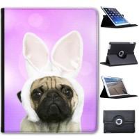 Pug Rabbit Apple IPad Cover