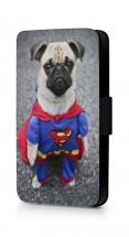 Superhero Pug Phone Case (For Various Models)