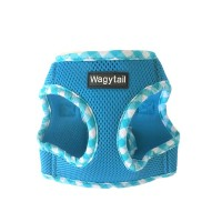 Blue Soft Wagytail Jacket Harness