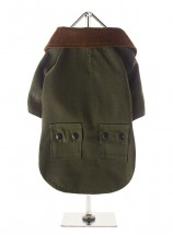 "Urban Pup Unisex ""Barbour"" Style Coat"