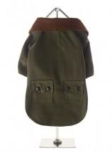 "Urban Pup Unisex ""Barbour"" Style Coat"