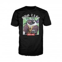 Official Doug The Pug In Gold Chain Unisex T-Shirt
