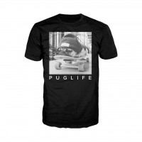 Official Doug The Pug Skateboard Life Unisex T-Shirt