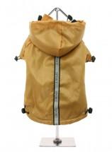 Urban Pup Gold Fleece Lined Raincoat