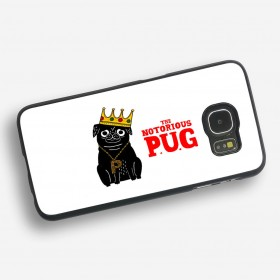 Notorious Pug Samsung Phone Cover