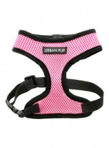 Urban Pup Plain Pink Harness