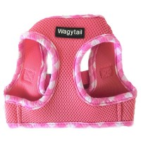 Pink Soft Wagytail Jacket Harness