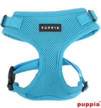 PUPPIA BLUE RITEFIT HARNESS SIZE XL -SALE