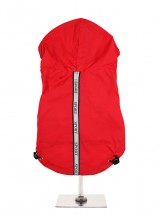 Urban Pup Red Windbreaker Jacket