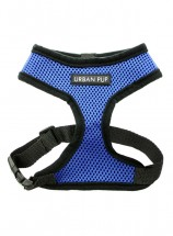 Urban Pup Plain Royal Blue   Harness