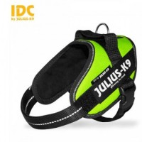 Julius IDC Powerharness – Size Mini – Neon Green