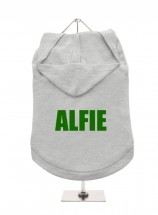 Alfie Pug  Hoodie (Available in 3 colours )