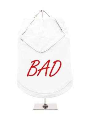 Bad Unisex Hoodie  (Available in 2 colours)