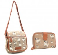 Pug Purse & bag Set
