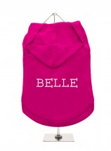 Belle  Pug Unisex Hoodie (Available in 3 colours )