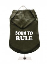 Born To Rule Unisex Hoodie (Available in 3 colours )