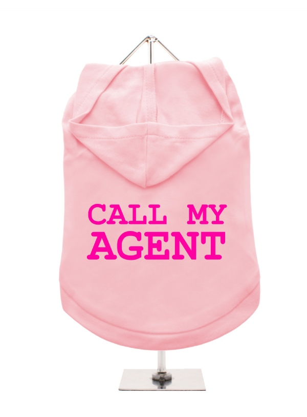 Call My Agent Unisex Hoodie Available In 6 Colours I