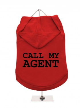 Call My Agent Unisex Hoodie (Available in 6 colours)