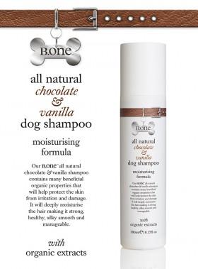 All Natural Chocolate & Vanilla Dog Shampoo (300ml)
