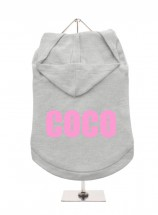Coco Pug Unisex Hoodie (Available in 3 colours )