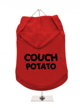 Couch Potato Unisex Hoodie In Size XL (Available in 4 colours)