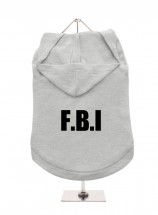 F.B.I Unisex Hoodie  (Available in 5 colours)