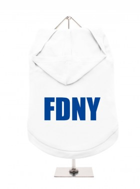 FDNY Unisex Hoodie (Available in 7 colours)