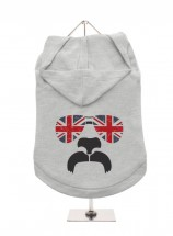 Urban Pup GB Tash Unisex Hoodie In Size XL (Available in 4 colours)
