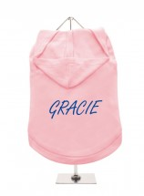 Gracie Pug Unisex Hoodie (Available in 3 colours )