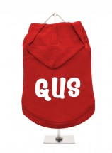 Gus Pug  Hoodie (Available in 4 colours )