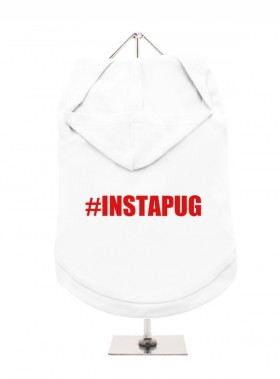 #Instapug Unisex Hoodie (Available in 8 colours )