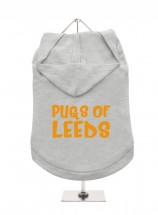 Pugs Of Leeds  Unisex Hoodie (Available in 4 colours )