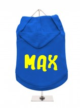 Max Pug Unisex Hoodie (Available in 3 colours )