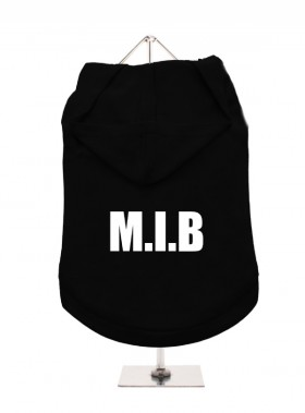 M.I.B (Men In Black) Unisex Hoodies (Available in 2 colours)