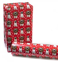 6m Photographic Pugs Wrap